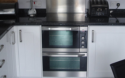 kitchens of all types are fitted by Nick Williams